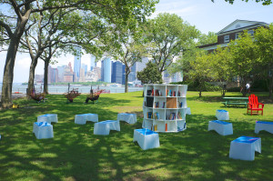 Uni on Governors Island, NYC Summer 2013.