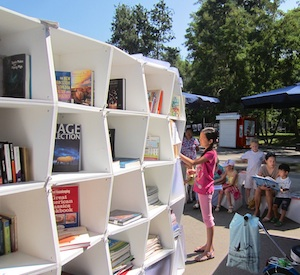 Local Children's Library and US Embassy launch a Uni in Kazakhstan