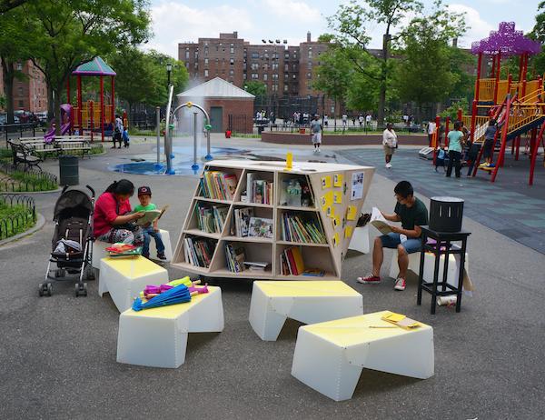 Uni Nostrand Playground