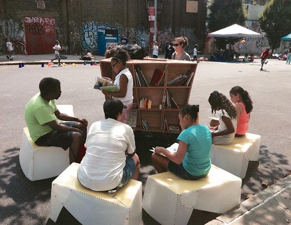 Uni Forest Play Street Bronx