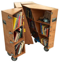 The Uni Project READ cart