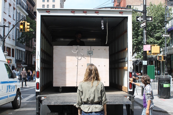 Uni truck