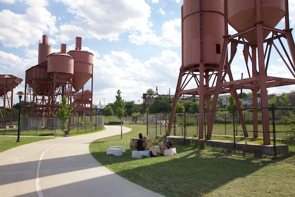 Uni at Concrete Plant Park Bronx