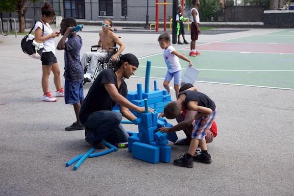 Uni at Hunts Point Bronx