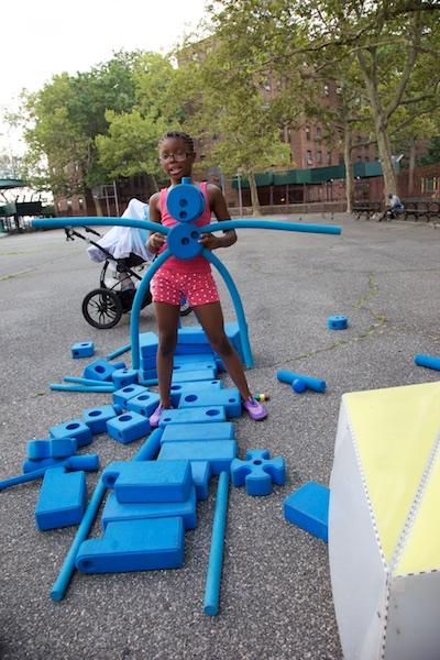Uni at Playground 103