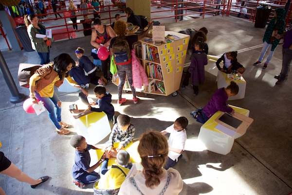 Uni at La Marqueta