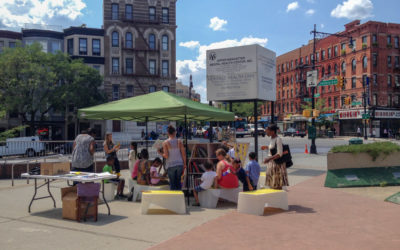 Creating a reading room in Harlem with Reach Out and Read