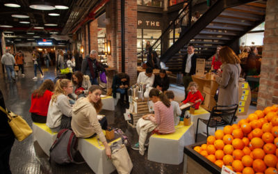 Residency of DRAW NYC at Chelsea Market extended